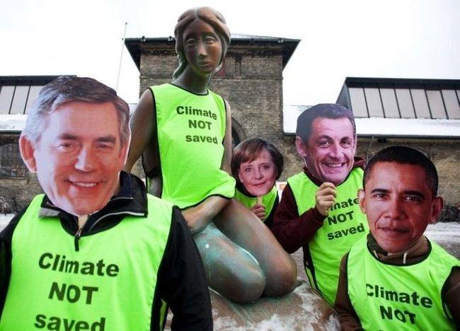Почему конференция глобального потепления закончилась ничем? (7 фото)