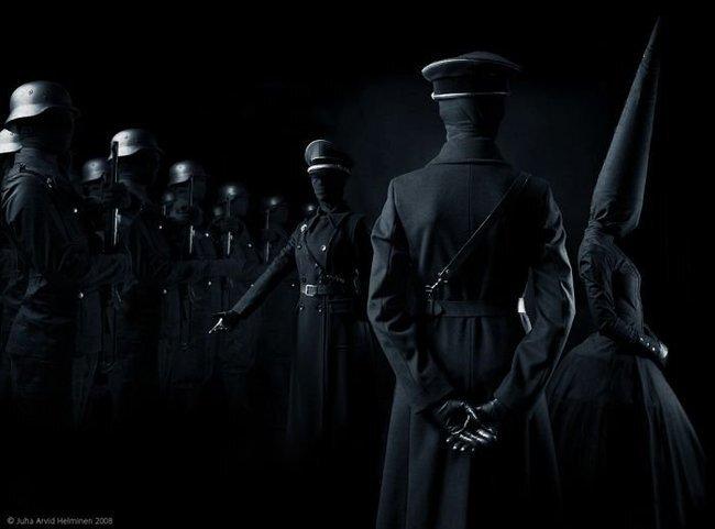 Чёрный мир (13 фото)
