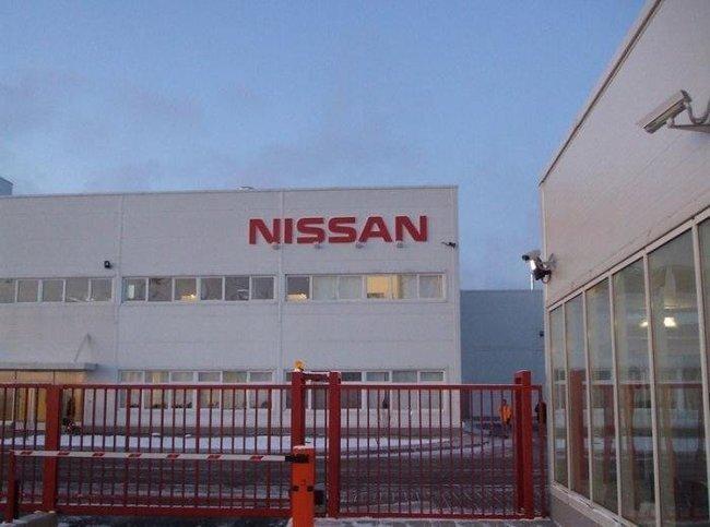 Как собирают Nissan в России (12 фото)