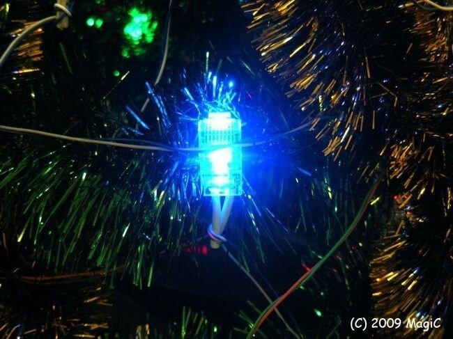 IT елка (5 фото)