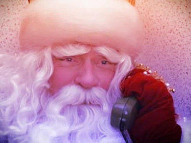 Ролик Деда Мороза