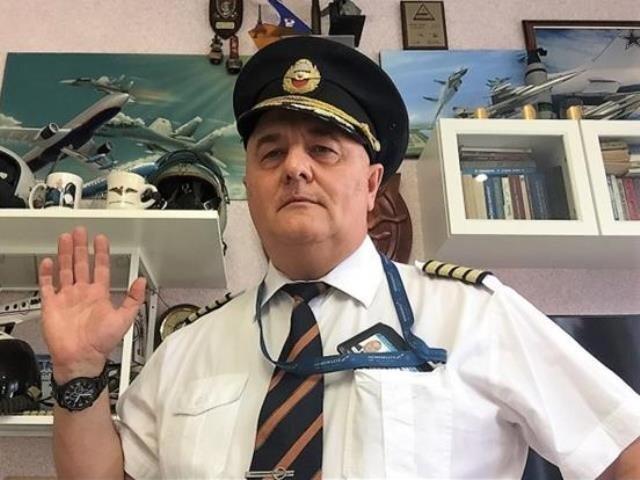 В командирском кресле лайнера Аэрофлота потенциальный убийца?