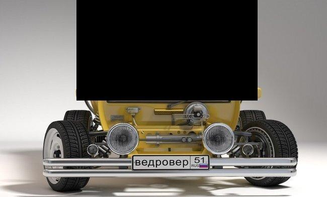 На заводе ВАЗ разработан и почти внедрен новейший антикризисный... (5 фото)