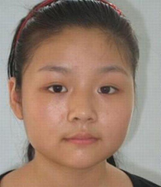 Чудеса китайского макияжа (16 фото)