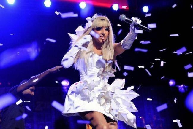 Стили Lady Gaga (23 фото)