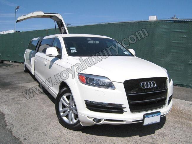 Audi Q7 (15 фото)