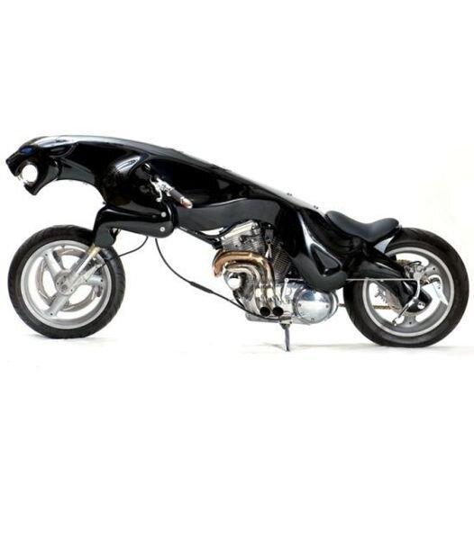Эксклюзивные мотоциклы (5 фото)