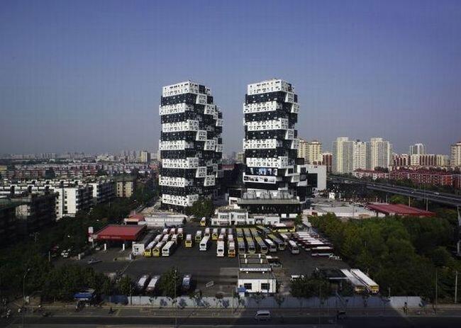 Дом-конструктор в Китае (27 фото)