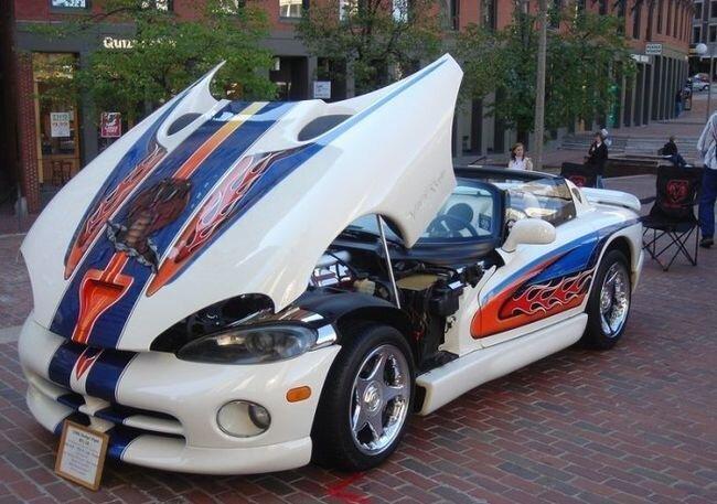 Ретро автомобили (30 фото)