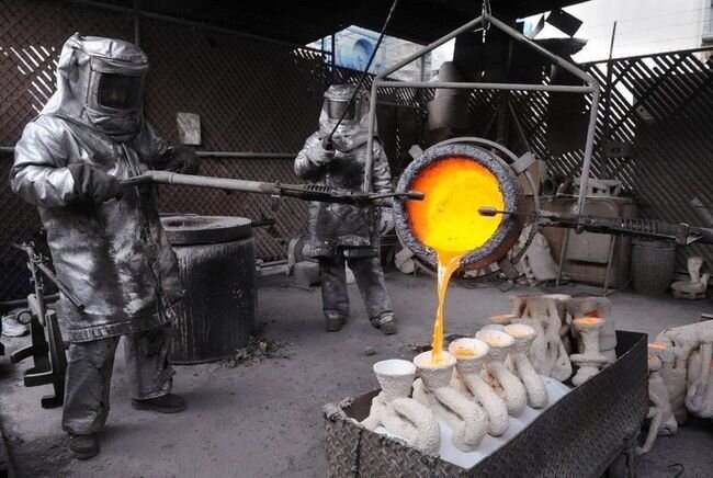 Производство наградных статуэток (16 фото)