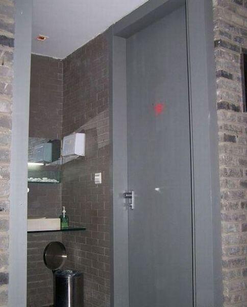Коммунистический туалет (3 фото)