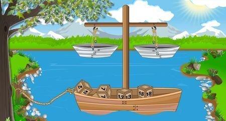 Boat Balancing