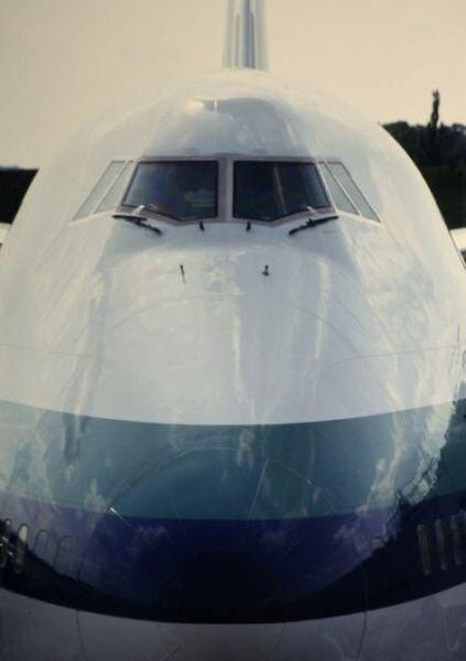 Доработанный Боинг 777 из Новой Зеландии (16 фото)