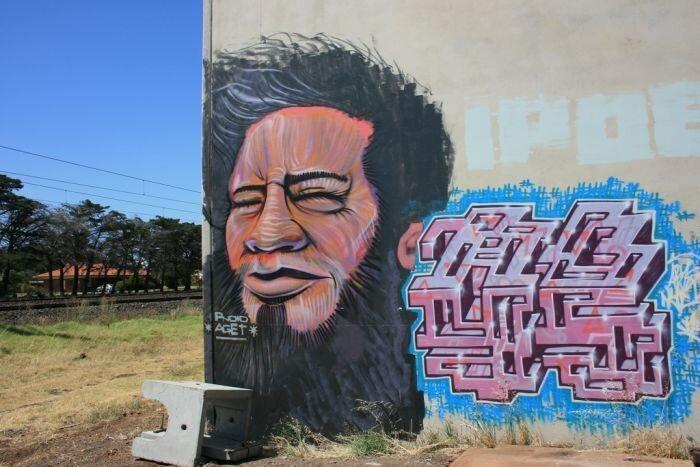 Красивые граффити (39 фото)