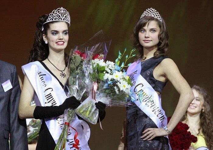 """""""Мисс Студенчество - 2010"""" (47 фото+видео)"""