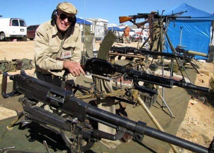 Big Sandy Shoot - пулеметный рай (24 фото+видео)