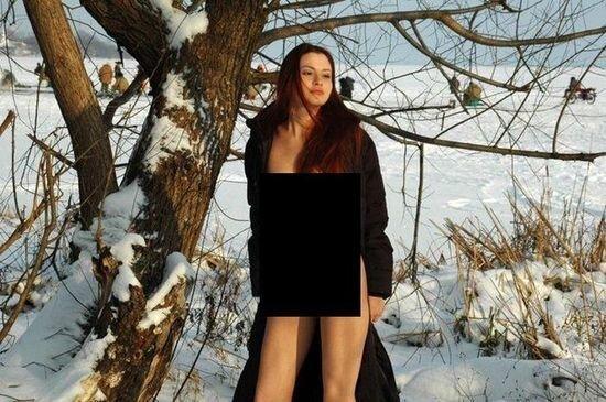 Любительницы зимы (210 фото)