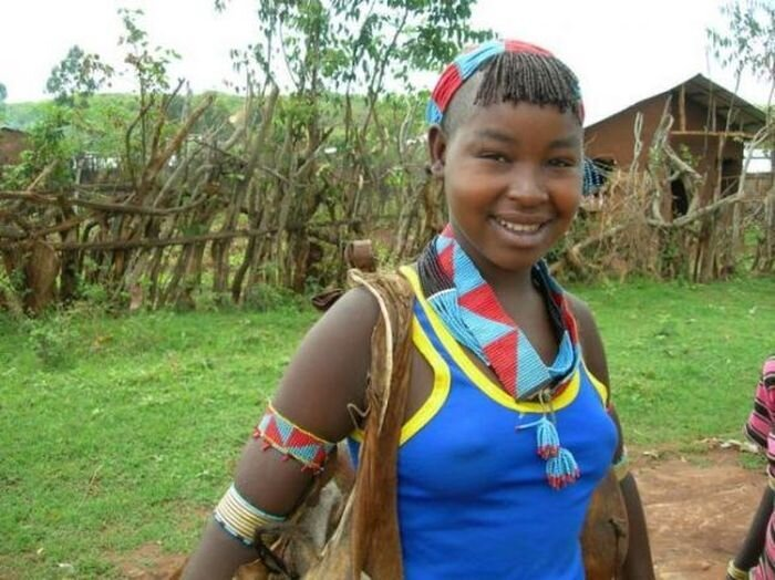 Аборигены Эфиопии (13 фото)