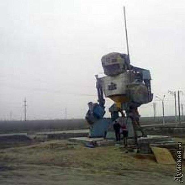 Страж Одессы (4 фото)