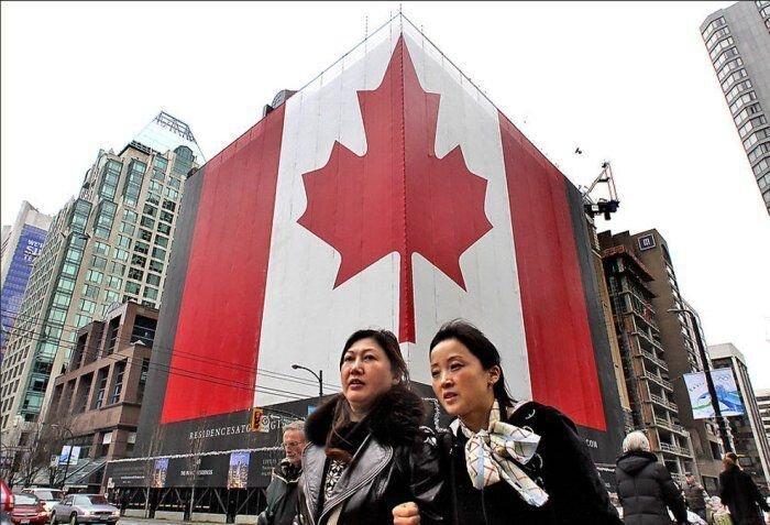 Ванкувер - в преддверии Олимпиады (33 фото)