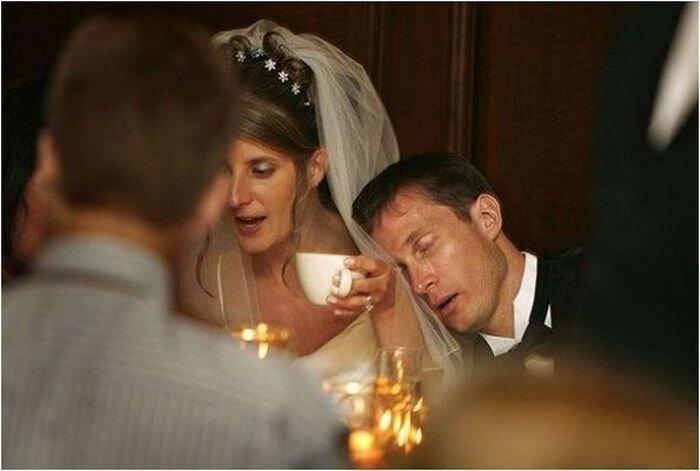 Отжиги на свадьбе (35 фото)