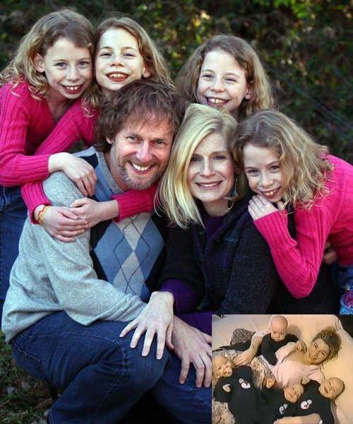 Счастливая семья (66 фото+2 видео)