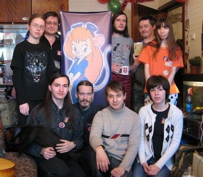 Фан-клуб Гаечки (24 фото)