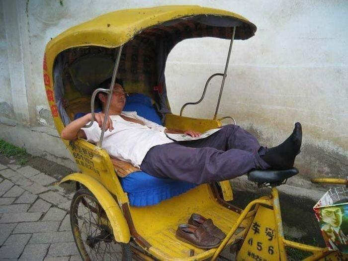 Такси со всего мира (14 фото)