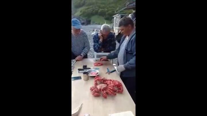 Необычное использование советской выжималки для белья