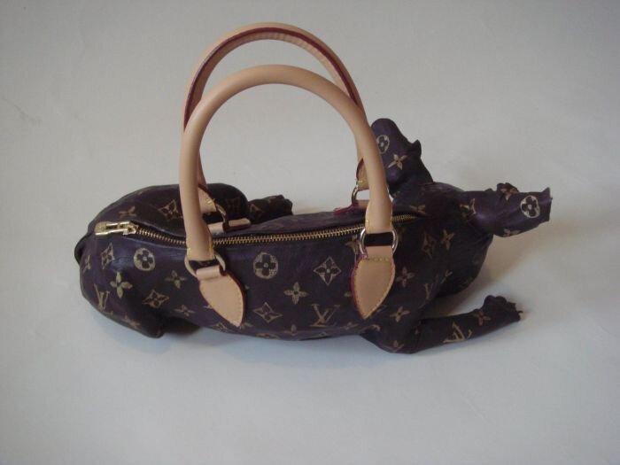 Креативная женская сумочка (4 фото)
