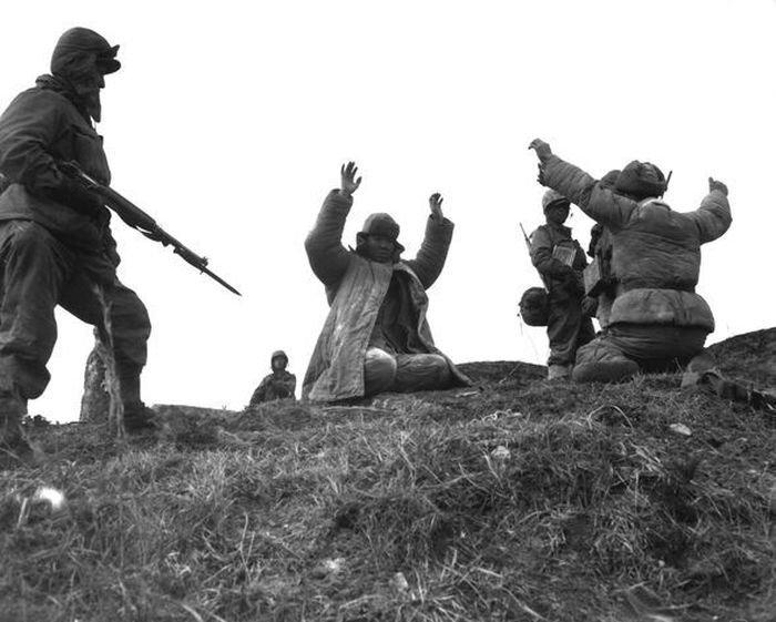 Война в Корее (58 фото)