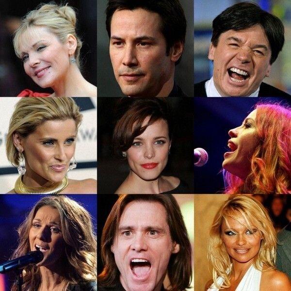 Знаменитости родом из Канады (20 фото)