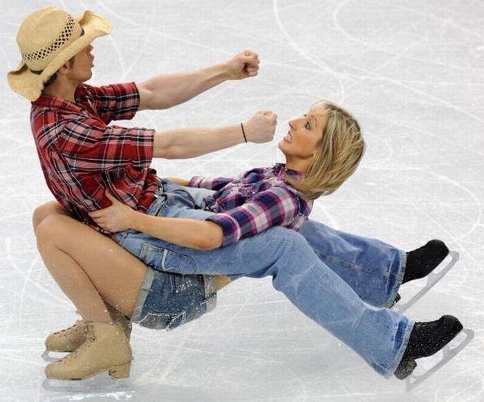 Камасутра на коньках (39 фото)