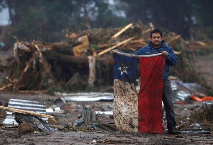 Землетрясение в Чили (Часть 2) (46 фото)