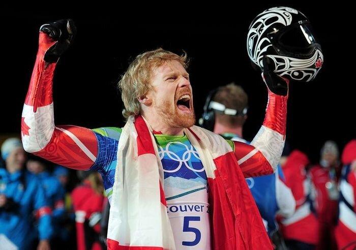 Зимняя Олимпиада в Ванкувере 2010 (Часть 4) (45 фото)