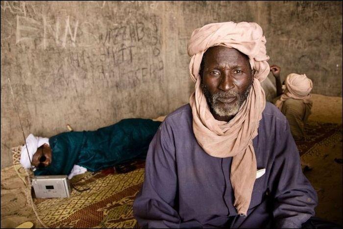 Африканские мигранты – трудный путь в Европу (15 фото)
