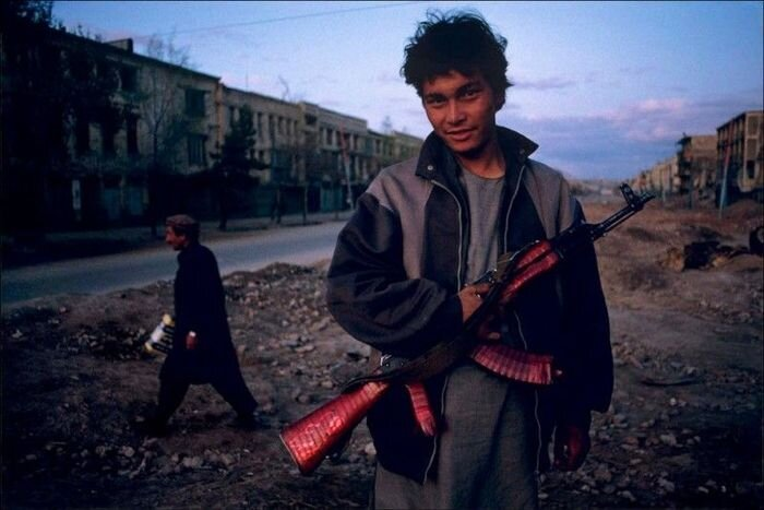 Дети солдаты (18 фото)