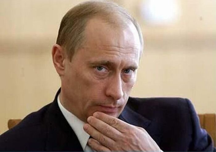 Привет, мистер Путин (20 фото)