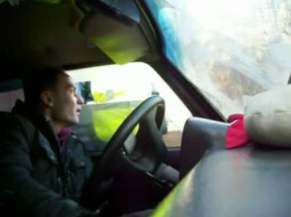 Держись за руль крепче :)  (видео)