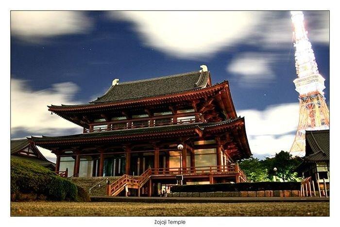Красочные фотографии японии (23 фото)