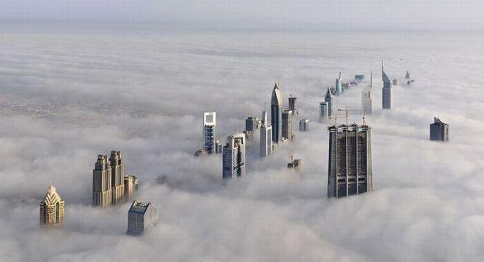 Высочайшие здания (23 фото)