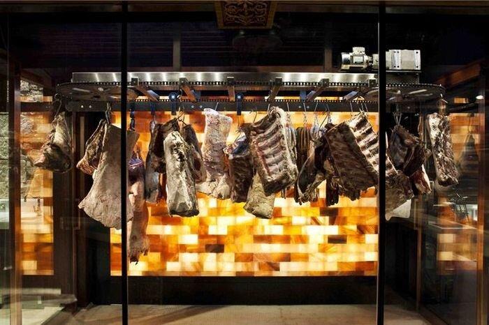 Мясной бутик в Сиднее (6 фото+видео)