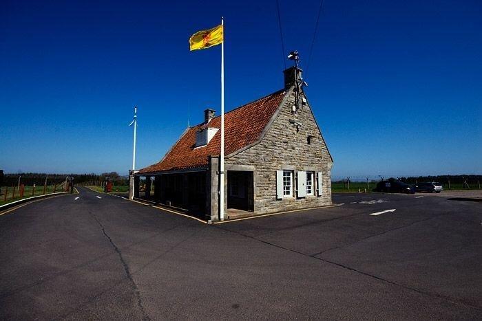 Правительственный бункер в Шотландии (36 фото)