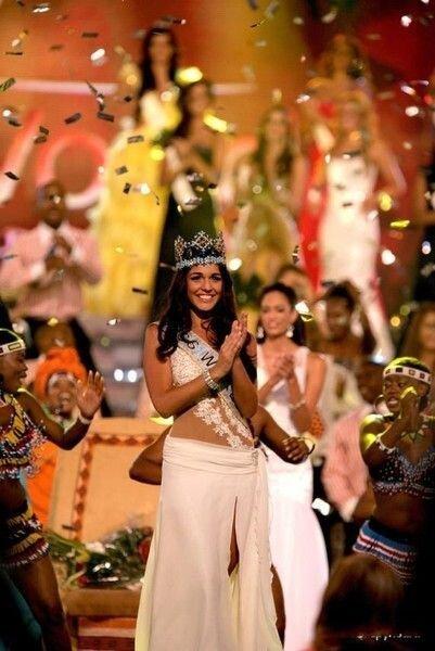 20 последних обладательниц титула Мисс Мира (20 фото)