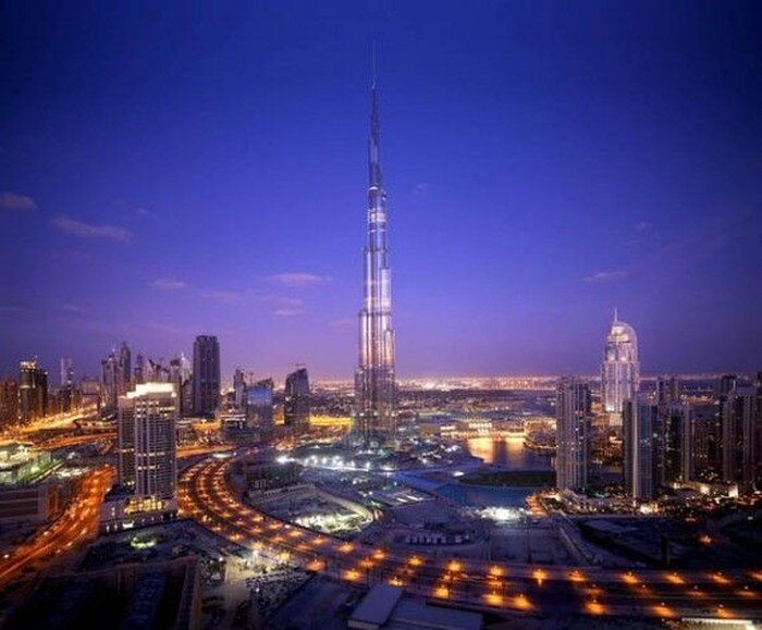 Изумительный Дубай (26 фото)