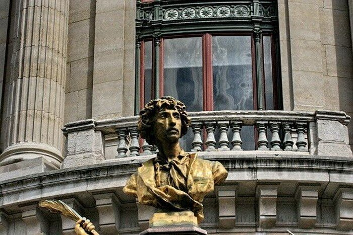 Опера Гарнье Париж (27 фото)