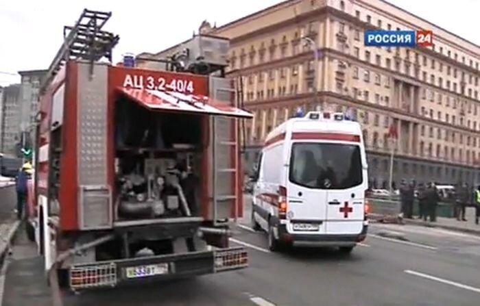 Теракт в Москве (12 фото+4 видео)