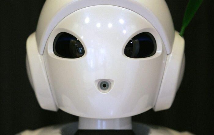 Роботы (99 фото)