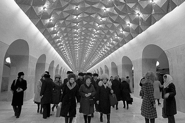 О трагедии на московской станции метро «Авиамоторная», случившейся почти 38 лет назад