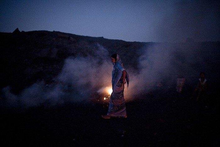 Жизнь среди огня (14 фото)